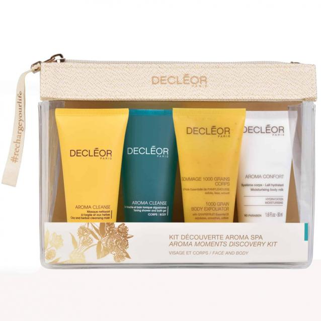 Decleor Aroma Spa Discovery Face And Body Kit