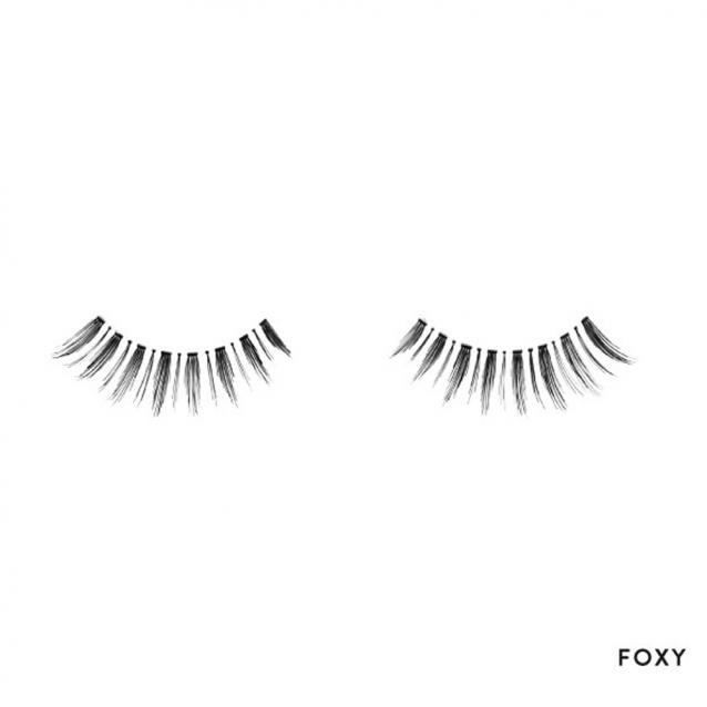 HD Brows Faux Lashes Foxy